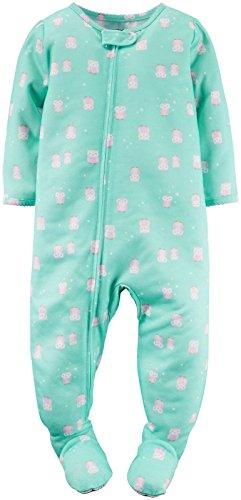 23ea36f264 Blanket Sleepers – Carter s Baby Girls  1 Pc Poly 333g042